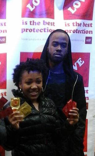 International Condom Day 2014: Virginia