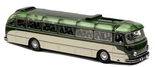 Schuco Magirus Deutz O6500 1954