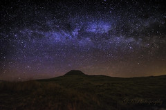I finally got my Milky Way shot. Taken at Devoke Water. This is two shots blended. (kidda63) Tags: