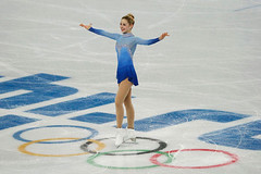 figure skating Sochi gracie gold (kawa432) Tags: gold gracie figureskating sochi