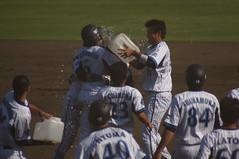 DSC05271 (shi.k) Tags: 横浜ベイスターズ 140601 イースタンリーグ 平塚球場 サヨナラ勝ち