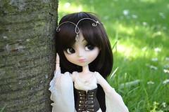 Morgane (~Louna~) Tags: yuki fairy wig pullip custom legend custo obitsu