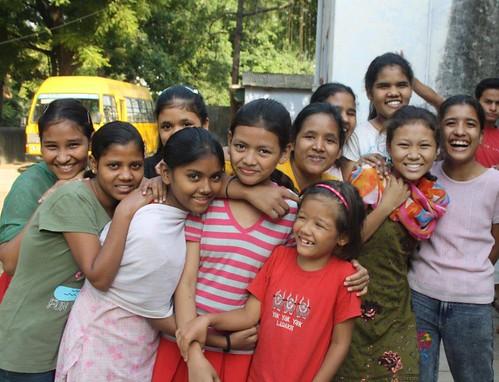 happy girls 2012