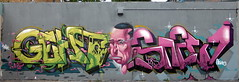 graffiti, Stockwell (duncan) Tags: graffiti stockwell gent48