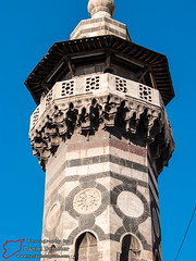 _7075337.jpg (Syria Photo Guide) Tags: city minaret mosque syria damascus    mamluk     damascusgovernorate damascusregion danieldemeter syriaphotoguide  alsibaiyehmosque