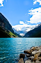 Lake Louise, Banff (waterblu3) Tags: lake canada nature landscape photography nikon lakelouise