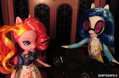 DJ Promo6 (DerpyDerp910) Tags: girls pie toy toys is rainbow rocks doll dj g4 friendship little magic vinyl pony fim scratch pinkie 910 mlp hooves derp derpy my equestria pon3 mlpfim derpyderp910