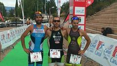 podium masculino tricross