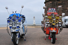 Storm the Fort Cloud 9 Scooter Club (sab89) Tags: new storm boys rock wales club liverpool back dock brighton vespa fort rally north scooter lambretta jacket trent birkenhead perch clubs bomber martins stoke zero nomads rockers mods weekender piaggio wallasey wirral skinheads merseyside widnes dms a57 quadraphinia goldhawks