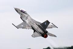 Lockheed Martin F-16C Block 52+ Fighting Falcon Greek Air Force 519 (NTG's pictures) Tags: show netherlands dutch greek force martin aviation air ab falcon block fighting lockheed society 52 2014 519 gilzerijen f16c luchtmachtdagen scoiety spotterdag 19june2014 grasgilzerijen