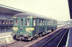 Once upon a time - Belgium - Geraardsbergen / Grammont (railasia) Tags: station belgium infra sixties geraardsbergen motorcar nmbs