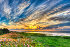Another Kattegat Sunrise (mnielsen9000) Tags: seascape sunrise landscape hdr kattegat d600 nikon2470