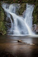 Wasserfall (Bernd Machmueller) Tags: bach wasserfall natur oppenau allerheiligen badenwürttemberg wasser fliessen leben lebendig unruhe bewegung landschaft strom outdoor fluss flussbett heiter