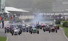 Race start panic - Goodwood Revival 2016 (PSParrot) Tags: goodwood revival 2016