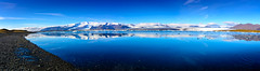 Jkulsrln (mihail.suontaus) Tags: glacier iceland jkulsrln lightroom nikon beach black blue clouds colors landscape mirror mountain nature panorama rock water