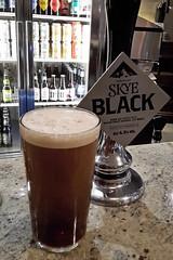 Skye Black - Edinburgh, UK (Neil Pulling) Tags: beer wetherspoon realale pint pub thealexandergrahambelledinburgh gbg2016 skyeblack skyebrewery bier pivo