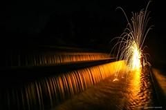 The Elementalist (john&mairi) Tags: wirewool lightpainting longexposure le photography victorian weir stronachlachar thetrossachs lochkatrine scotland scottishwater public watersupply glasgow aquaduct night nighttime nocturnal
