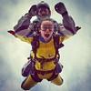 Uuuuaaaaaaahhhh!!!     @insytu               #skydivemadrid #skymad #freefall #enjoy #madrid #ocana #paracaidismo #caidalibre