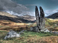 Praying Hands of Mary, Glen Lyon  - 24th Oct 2016 (purserd99) Tags: prayinghands glenlyon
