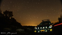 (Joshua Wells Photography) Tags: swamp storm clouds canon 650d t4i photography fallphotos fallcolors awesome night nightsky longshutter long exposure subaru impreza sti wrx outback forester justy glwagon wagon