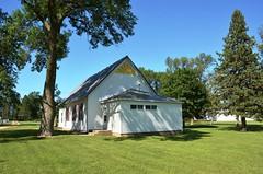 Minnesota, Lincoln County (EC Leatherberry) Tags: school schoolhouse minnestoa lincolncounty danishimmigrants church us75
