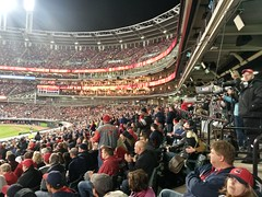 20161014_222200_Richtone(HDR) (reddawg5357) Tags: progressivefield clevelandindians cleveland clevelandohio chiefwahoo alcs indians tribetown tribetime mlb baseball bluejays