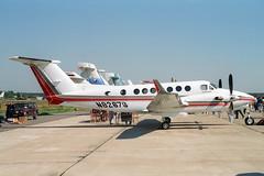 N82678 Beechcraft B300 King Air 350 (pslg05896) Tags: zia uubw maks zhukovsky moscow russia n82678 beechcraft b300 kingair