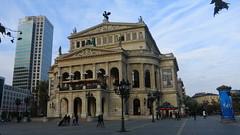 """Frankfurt/Main: Opera house """"Alte Oper"""" (Traveller-Reini) Tags: historical sehenswrdigkeit platz bestplace oper gebude frankfurt hessen urban europe europa deutschland sueddeutschland germany southerngermany outdoor city stadt main architektur architecture"""