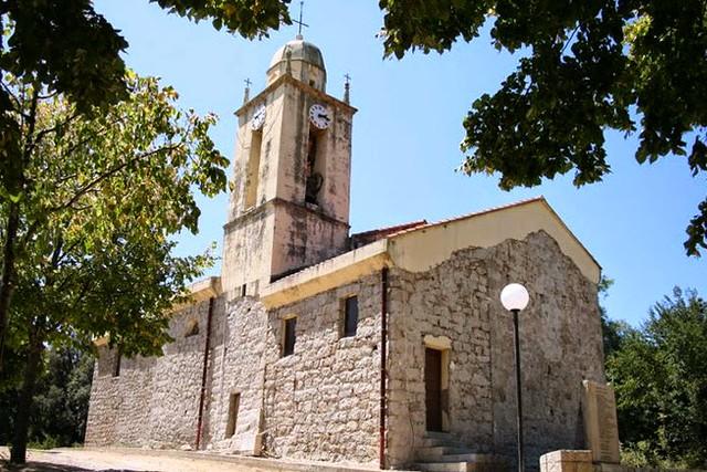 6. RESTAURO Eglise Saint Cesaire» Grosseto-Prugna Porticcio