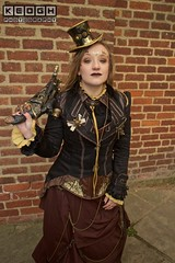 IMG_6547 (Neil Keogh Photography) Tags: 2016 blonde blouse boots chains coat cogs crossbow dress feathers goth gothic jacket liquid november november2016 print ruffles steampunk straps top tophat vials violin whitbygothweekend
