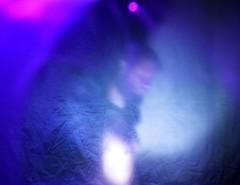 Selss on sielussa - On the Back Is in the Soul (Lauri S Laurn) Tags: longexposure lightpainting lightart art photoart portrait blur blue purple outsiderartist contemporaryart contemporary internal vague spiritual laurilaurn