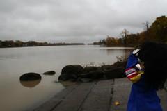 IMG_5132 (Jaenea) Tags: harucasting adori rylad bjd yosd legitbjd river outside rain