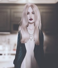 Look in the mirror and ask your soul if you're alright (Blog | Beautiful Mistake) Tags: blog cestlavie fashion moon secondlife sl woman women catwa theskinnery yummy shiny shabby n21