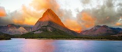 Please don't comment ~ Not my photo, Edit only! (dave dube') Tags: balcony cloudy glaciernationalpark grinnelpoint labcolorspace lake lightroom manyglacier manyglacierhotel morning mountgrinnell mountwilbur mountain photoshop red rockiestrip sky sunlight swiftcurrentlake warm water panorama shadow
