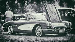Corvette (Ürgebőr) Tags: edmonton summer cruise hot rod 2014 vintage car classic american