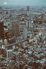 Tokyo (Rodrigo Piedra) Tags: tokyo japan film 35mm tokyotower architecture building