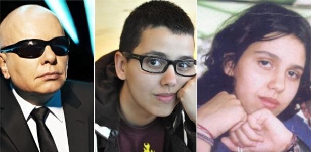 Marcelo Tas se emociona após mensagem de agradecimento de filho transgênero