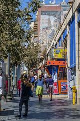 Yafo Road, Jerusalem (kitchener.lord) Tags: israel jerusalem photowalk impressions 2016 fujinonxf1855