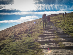 Castleton 261116-6069 (RobinD_UK) Tags: mam tor castleton peak district edale temperature inversion clouds