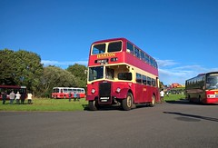 Barton Leyland decker. (Phill_129) Tags: wal 782 bartons of chilwell nottingham bus buses double decker half cab leyland showbus 2016