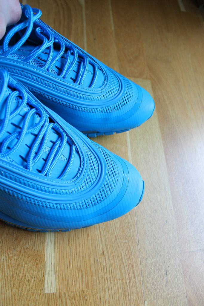 competitive price ee5a5 edd84 AIR MAX 97 HYPERFUSE DYNAMIC BLUE 518160-440 9.5US  UK8.5