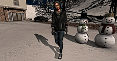 Post 009 (Gygue Parx) Tags: yack timeless cardigan scarf memphis hud classic skinnyjean tmp noche vasiforms groupgift slink maitreya fitted unrigged valekoer beanie argrace takeit