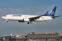 EC-JFB (GH@BHD) Tags: ecjfb boeing 737 737800 b737 b738 fua futura futurainternationalairways dub eidw dublinairport dublininternationalairport dublin airliner aircraft aviation