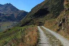 Les Toules (bulbocode909) Tags: valais suisse bourgstpierre valdentremont lacdestoules chemins montagnes nature lacs vert bleu paysages