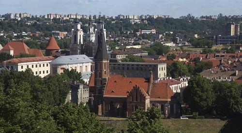 Kaunas - Iglesia de la Asunción de María