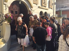 I poveri di Rodi (ATS pro Terra Sancta) Tags: rodi profughi poveri francescani francescanirodi