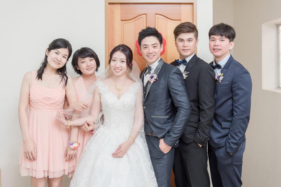 台南婚攝 婚禮紀錄 情定婚宴城堡 C & M 081