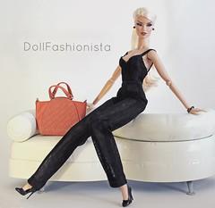 Vanessa (Doll Fashionista) Tags: integritytoys fashionroyalty blacktie vanessaperrin