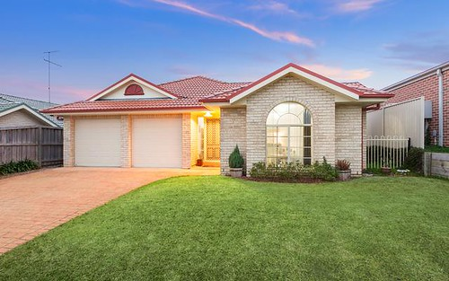 37 Honeyeater Crescent, Beaumont Hills NSW 2155