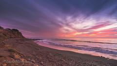 Moonstone Beach (Laura Macky) Tags: moonstonebeach beach ocean cambria california sunset landscape seascape